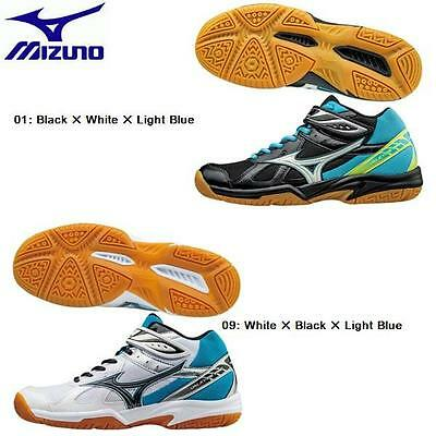 New Mizuno Women's Volleyball Shoes Valkyrie Wing Mid V1GC1785 Freeshipping!!