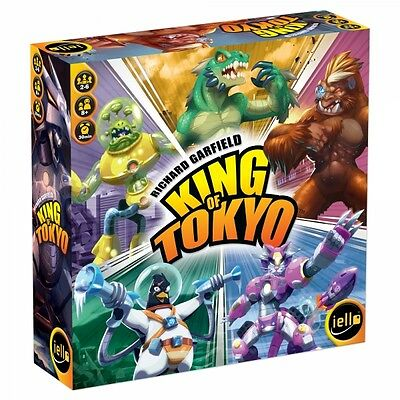 King of Tokyo (2016 Edition) Brand New