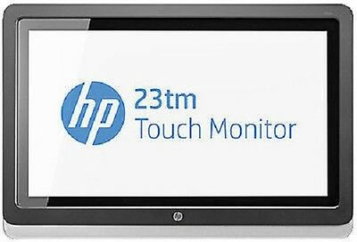 "HP E1L11-60001 23"" Widescreen LCD Touch Monitor with Speakers"