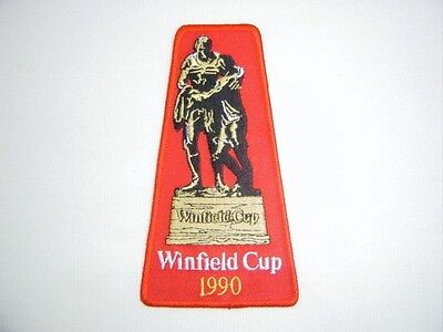 Winfield Cup 1990 Grand Final Patch - Canberra Raiders Penrith Panthers Jersey