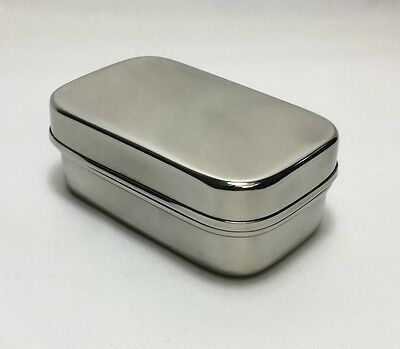 Green Essentials - Tiny Tin Stainless Steel Container 150ml