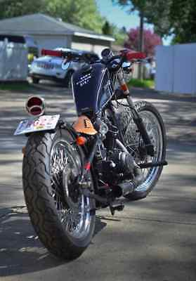 Custom Built Motorcycles: Bobber CCW Tha Heist Bobber Motorcycle. Need Gone ASAP. First Reasonable Offer Gets It!