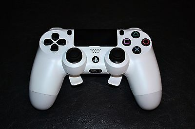 Playstation 4 Scuf Controller / PS4 Dualshock 4 gamepad Paddles - Weiss