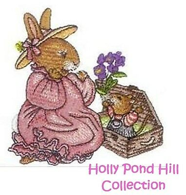 Holly Pond Hill Collection - Machine Embroidery Designs On Cd