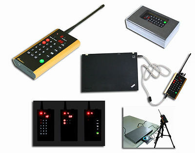 Multifunctional TX for Fireworks Firing System, ONE equal to 200+, Super Worthy!