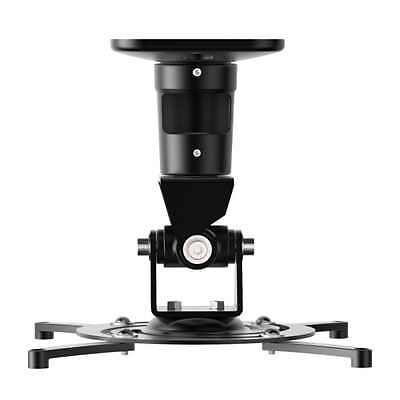 Pure Mounts Ceiling Projector Mount Spider- Plus B 360° Rotate Tilt 25° Bla