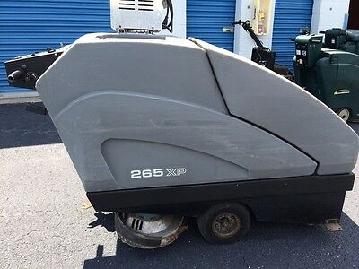 Nobles 265XP Walk behind Floor Scrubber- Complete w/ used Batteries and Charger