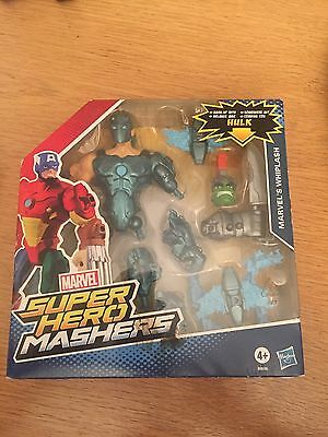 Marvel Super Hero Mashers Whiplash BNIB - Unwanted gift