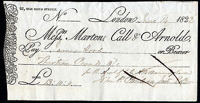 A mid 19th century Banker died over the shop - 25 Old Bond Street, London