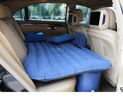 Portable Air Inflatable Car Travel Mattress Sofa Bed Outdoor Camp Camping Rest