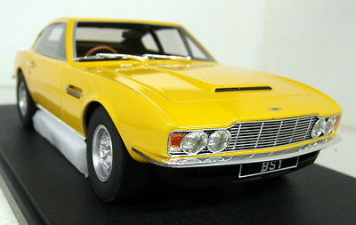 Cult 1/18 Scale CML011-1 Aston Martin DBS Yellow Resin Cast Model Car