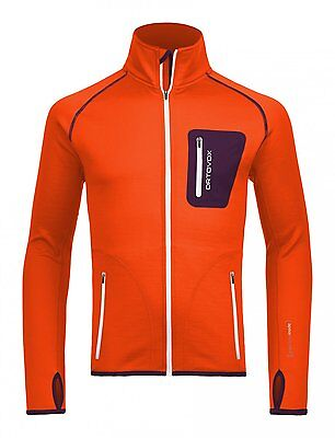 Ortovox Merino Fleece Jacket Men in versch. Farben und Gr.