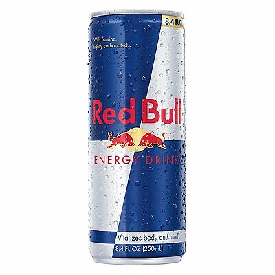 Red Bull Energy Drink Cl 25 X 24