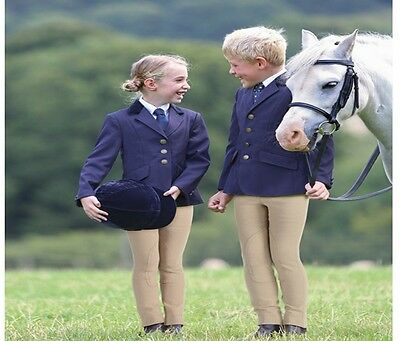 Shires Aston Child's Navy Show Jacket