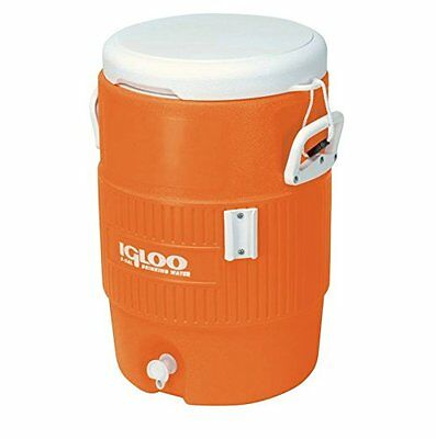 Igloo 5 Gallon Seat Top Beverage spigot Cooler Water Drink Dispenser New
