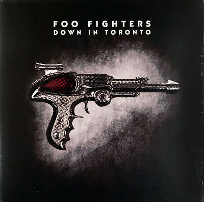Foo Fighters - Down In Toronto (Limited 2 x Clear Vinyl LP) New & Sealed