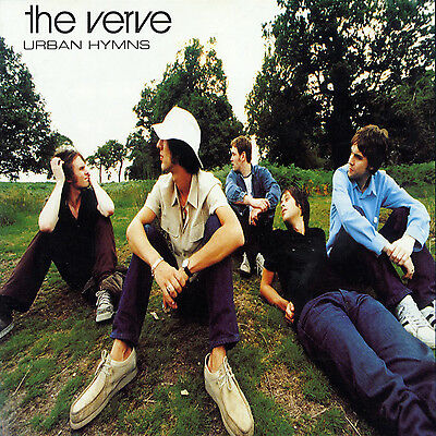 The Verve Urban Hymns New Sealed Double 180G Vinyl Lp Reissue In Stock