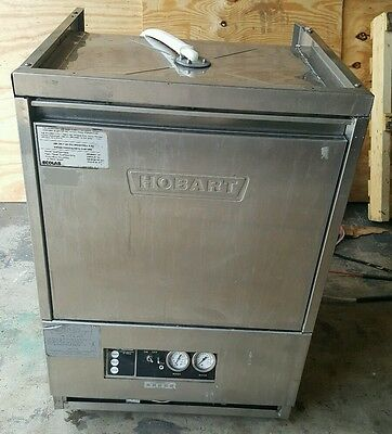 Hobart SR24C Undercounter Commercial Dishwasher Sanitizer Machine Washer