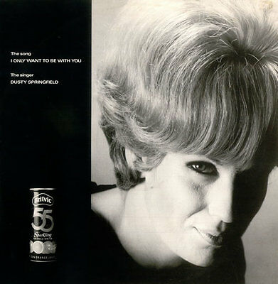 """Dusty Springfield 12"""" vinyl single record (Maxi) I Only Want To Be With You UK"""
