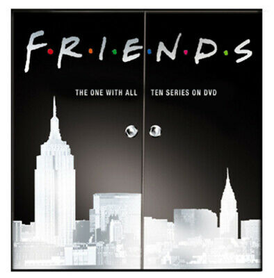 Friends: Series 1-10 DVD (2005) Jennifer Aniston