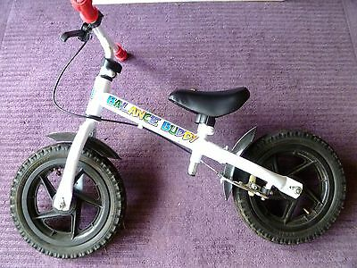 Xmas - Balance Bike 3-4 years - Halfords Balance Buddy,  in original  box