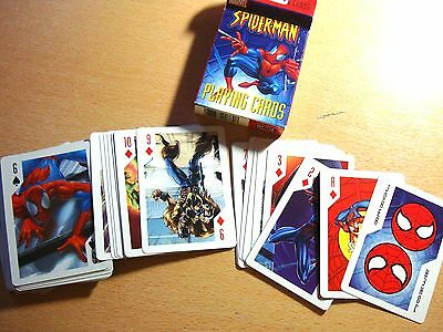 Marvel  Spiderman    Playing cards  -