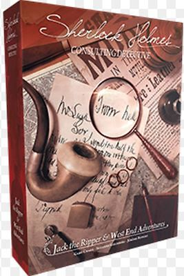 Sherlock Holmes Consulting Detective - Jack the Ripper & West End Adv
