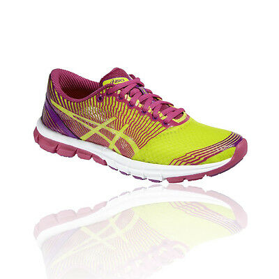 Asics Gel Lyte 33 3 Womens Pink Running Road Sports Shoes Trainers Pumps
