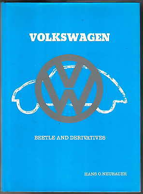VW Volkswagen Beetle & Derivatives by Neubauer Beaulieu Books 1979 in English