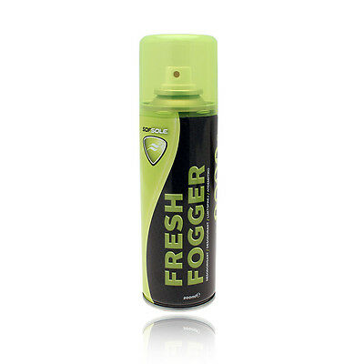 Sofsole Unisex Green Black Tough Odours Shoe Care Freshfogger 200ml