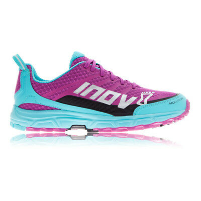 Inov8 Roclite 290 Womens Cushioned Trail Running Sports Shoes Trainers Pumps