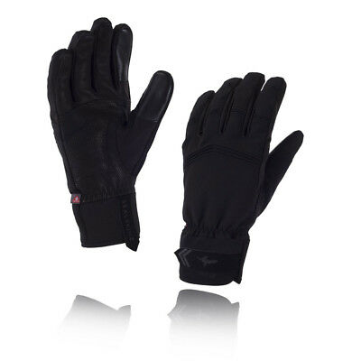 SealSkinz Performance Activity Mens Black Waterproof Windproof Outdoor Gloves