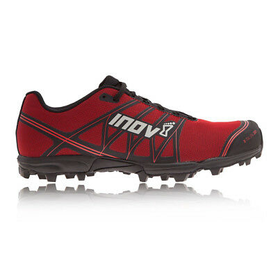 Inov8 X-Talon 200 Unisex Red Water Resistant Trail Running Sports Shoes Trainers