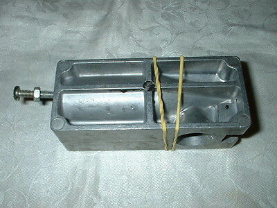 Sea Fishing Weight Mould No 4   Gemini Adjustable...