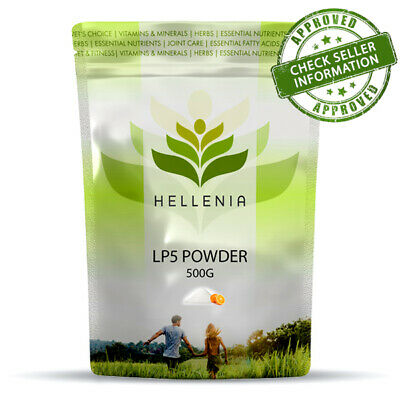 Hellenia LP5 Powder 1kg (vitamin C, proline, lysine, glycine, collagen) - orange