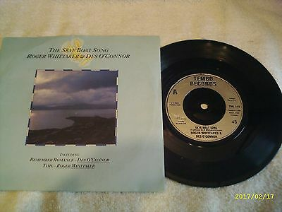 """Roger Whittaker & Des O'Connor - The Skye Boat Song - 7"""" Vinyl Record"""