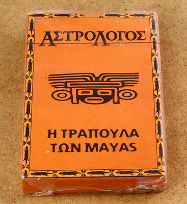 Maya Fortune Telling Cards Sealed