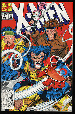 X-Men vol 2 #4 NM W Pages 1st Omega Red