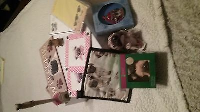 PUG lot of items assortment see list below, Brand new and used.