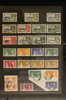 British commonwealth/Colonies Stamps Used