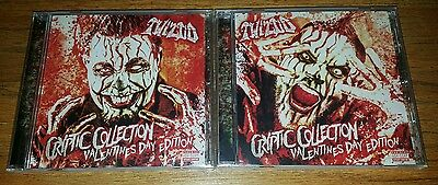 New Twiztid Cryptic Collection Valentine's Day Cd Set Limited 250 Madrox & Mono