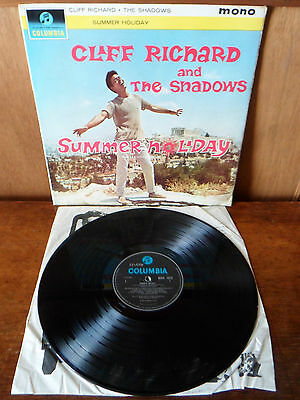 Cliff Richard - Summer Holiday  (Lp)  Soundtrack 1963