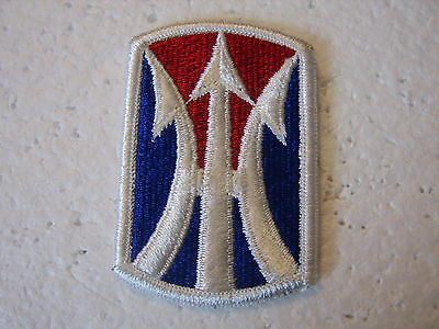 11th INFANTRY BRIGADE (LIGHT) PATCH SSI U.S. ARMY - FULL COLOR K6