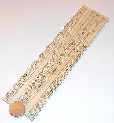 ANTIQUE 19th CENTURY SECTION RULER INSTRUMENT