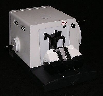Leica Rm2025 Microtome - Fully Reconditioned