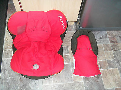 Genuine MAXI COSI Cabriofix  COVER/head hugger no wedge for Car Seat