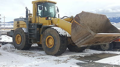 Komatsu WA500-3L Wheel Loader LOW HOURS!