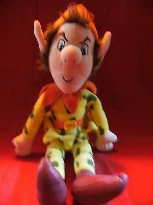 "Enid Blyton sly Goblin  Toy land Plush Toy 15"" approx"