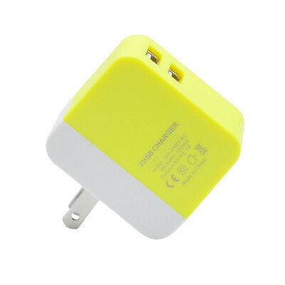 Travel USB Faster Charger Adapter Wall Portable Plug Mobile Smart For iPhone 7 U