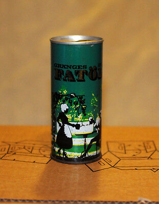 Granges Fatol, SS beer can from Sweden
